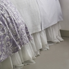 Lawn Bedskirt in White