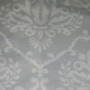 Layla Monarch Gray Fabric by the Yard