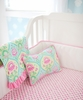 Layla Rose Crib Bumper
