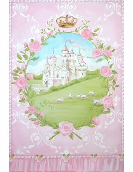 Le Somptueux Palais Personalized Wall Hanging