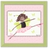 Leaping Ballerina Canvas Reproduction