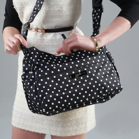 Legacy Hobo Be Diaper Bag in The Duchess