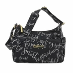 Legacy Hobo Be Diaper Bag in The Queen Be