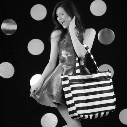 Legacy Super Be Diaper Bag in The First Lady