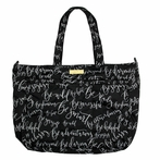 Legacy Super Be Diaper Bag in The Queen Be