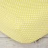 Lemon Drop Crib Sheet