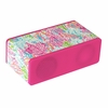 Lilly Pulitzer Let's Cha Cha Wireless Bluetooth Speaker