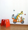 Let�s Go Wall Decal