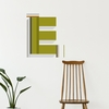Letter E Wall Decal