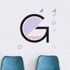 Letter G Wall Decal