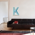 Letter K Wall Decal