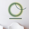 Letter O Wall Decal