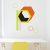Letter P Wall Decal