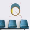 Letter Q Wall Decal