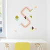 Letter S Wall Decal