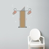 Letter T Wall Decal