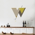 Letter W Wall Decal