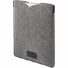 Lexicon Laptop Sleeve in Heathered Gray