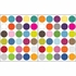 Lhasa Bright Dots Peel & Stick Wall Decals