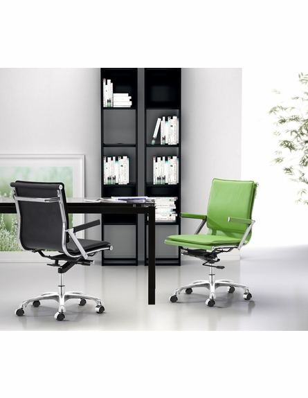 Lider Plus Office Chair in Green
