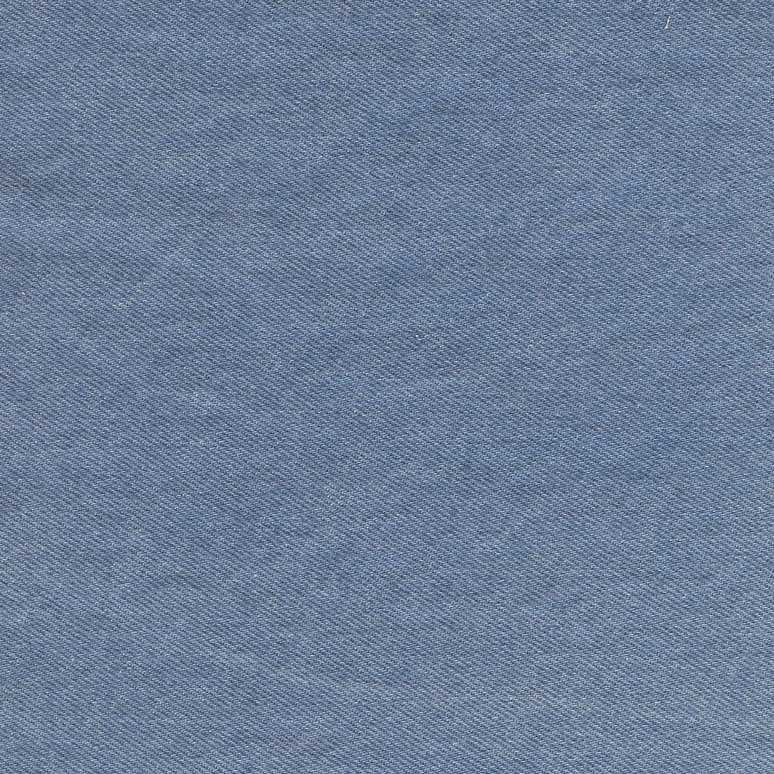 light blue denim upholstery fabric by the yard by angel song
