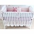 Lilac Cecil Crib Skirt