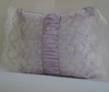 Lilacs & Lace Boudoir Pillow