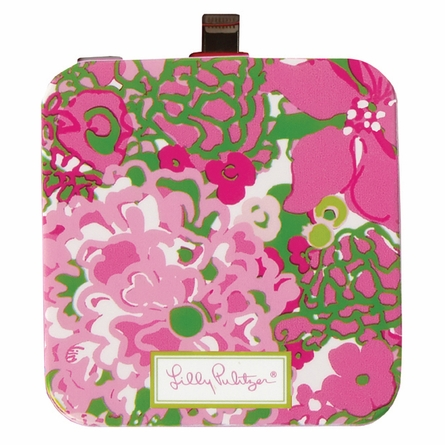 Lilly Pulitzer Beach Rose 8-Pin Mobile Charger