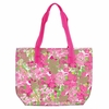 Lilly Pulitzer Beach Rose Insulated Beach Cooler