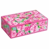 Lilly Pulitzer First Impression Large Glass Storage Box