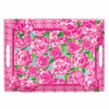 Lilly Pulitzer First Impression Melamine Tray