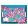 Lilly Pulitzer Trippin' and Sippin' Melamine Tray