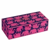 Lilly Pulitzer Tusk In Sun Small Glass Storage Box