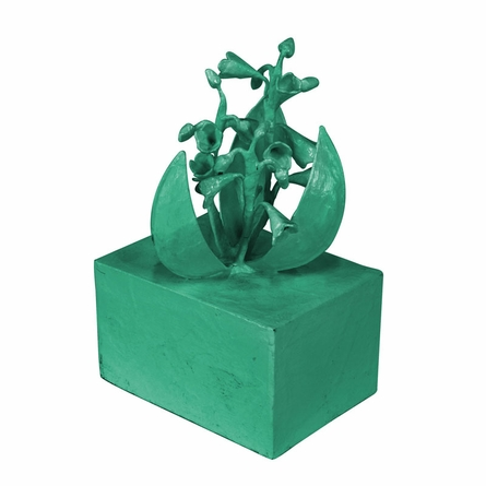 Lily of the Valley Bookends