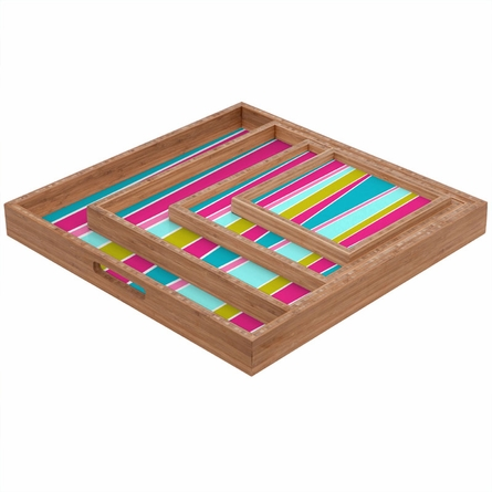 Lily Pad Square Tray
