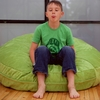 Lime Junior Cocoon Saxx Bean Bag