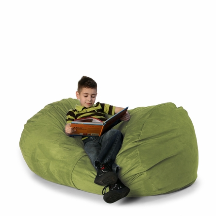 Lime Junior Sofa Saxx Bean Bag
