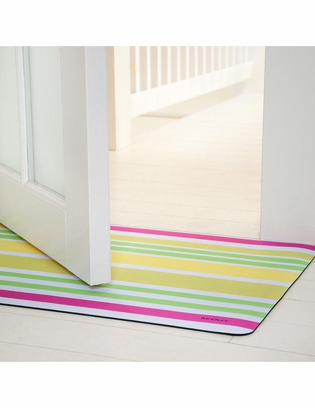 Lime Rickey Floor Mat