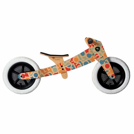 Limited Edition Alphabet Wishbone Bike - 3 in 1