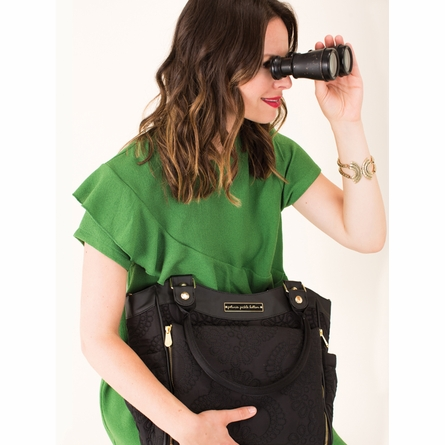 Limited Edition City Carryall Diaper Bag - Central Park North Stop
