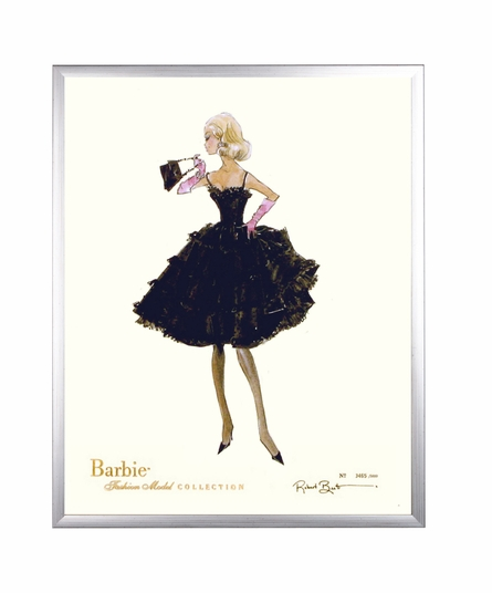 Limited Edition Enchantment Barbie Art Print