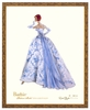 Limited Edition Provencale Barbie Art Print
