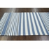 Lina Striped Rug in Blue
