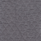 Linen Quilted Graphite (44)