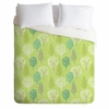 Linen Tree Lightweight Duvet Cover