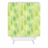 Linen Tree Shower Curtain