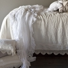Linen Whisper Bed Scarf