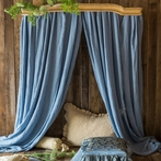 Linen Whisper Curtain Panel