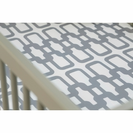 Link 2-Piece Crib Bedding Set