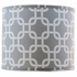 Links Gray Lamp Shade